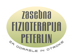 Fizioterapija Peterlin